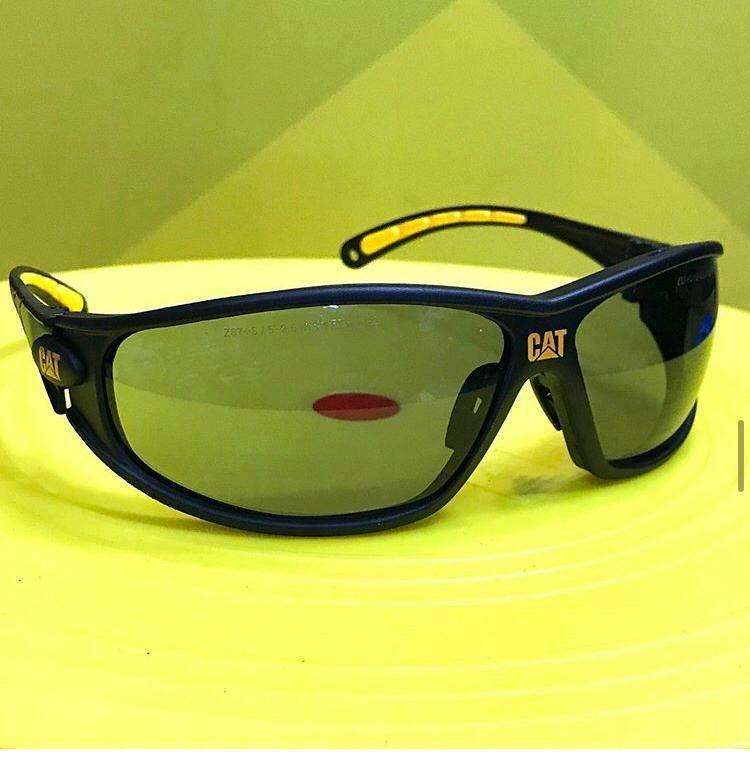 عینک ایمنی کاترپیلار